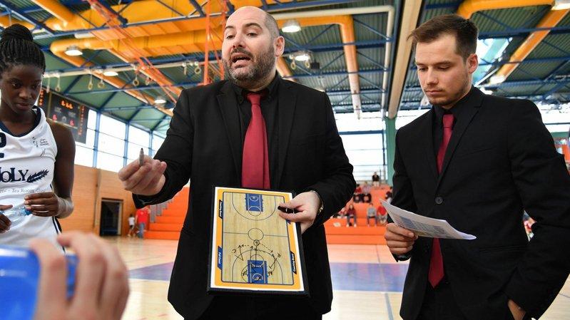 Loan Morand devient coach assistant du BBC Nyon