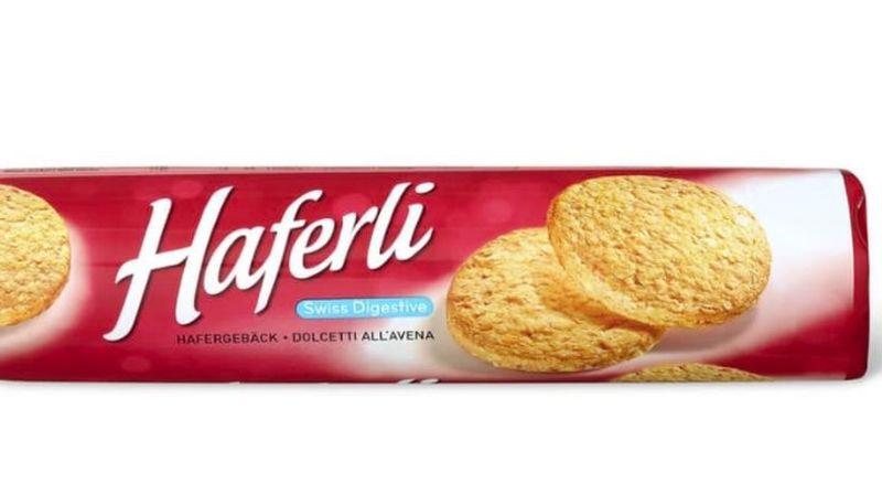 Migros rappelle des biscuits à l'avoine