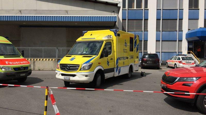 Fausse alerte dans le canton de Saint-Gall: une firme évacuée pour de la cocaïne
