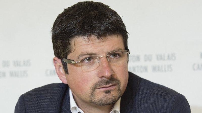Harcèlement sexuel: condamnation avec sursis pour Yannick Buttet en Valais