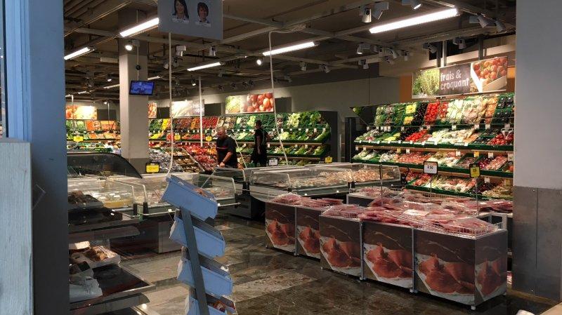 Morges: le supermarché Coop des Charpentiers a rouvert