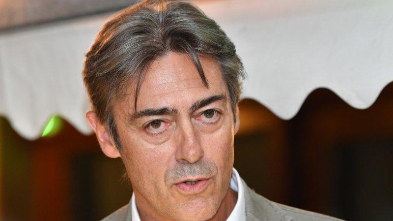 Le syndic UDC de Trélex a tendu le micro à un expert des relations internationales