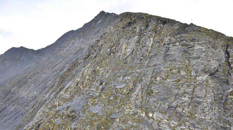 Grisons: une alpiniste fait une chute mortelle de plus de 200 mètres