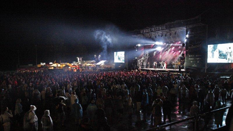 La folie des années 80 s'est emparée du Venoge Festival