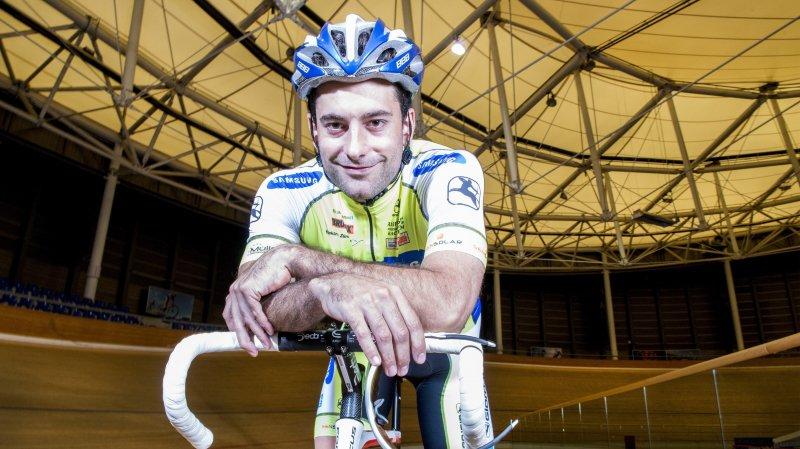 Cyclisme - Championnat d'Europe: le Suisse Tristan Marguet décroche le bronze à l'épreuve de scratch