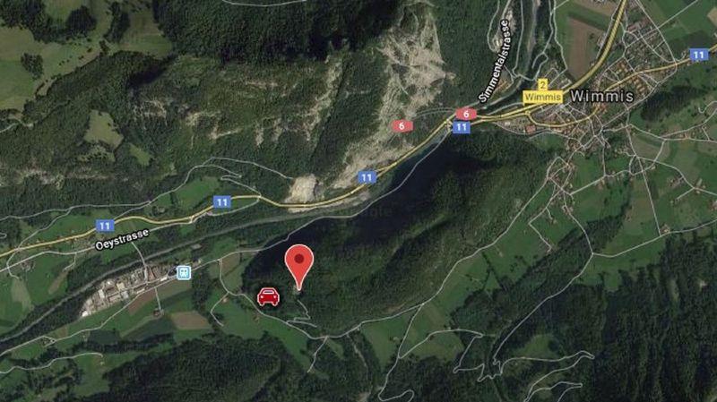 L'accident mortel s'est produit dans un parc d'escalade à Wimmis dans l'Oberland bernois.