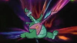 """Télévision: le dessin animé culte """"Denver, le dernier dinosaure"""" est de retour"""