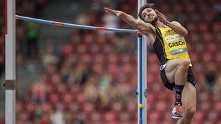 Loïc Gasch n'a pas ramené de médaille suisse en saut en hauteur