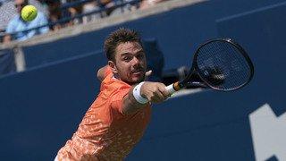 Tennis: Stan Wawrinka gagne au Masters 1000 de Toronto en sauvant quatre balles de match