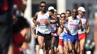 Européens de Berlin: le Suisse Tadesse Abraham décroche l'argent dans le marathon
