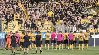 Football - Ligue des champions: Young Boys affrontera le Dinamo Zagreb de Gavranovic en barrages