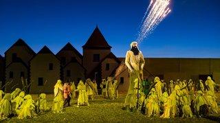 Fête du blé et du pain: début du spectacle Solstices mercredi à Echallens