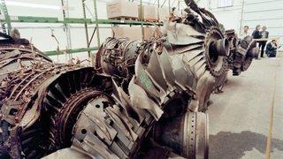 Le crash du vol Swissair à Halifax en 1998