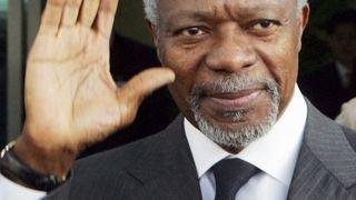 """""""A Founex, il n'était pas rare de croiser Kofi Annan"""""""