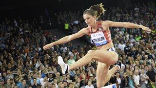 Athlétisme: Lea Sprunger seulement 6e sur le 400 m haies de la Weltklasse de Zurich