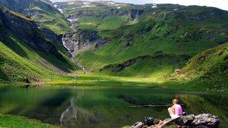 La canicule aide  le tourisme suisse