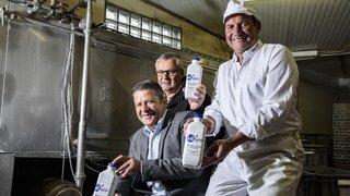 Malgré un départ timide, les producteurs du lait équitable Laitspoir restent confiants