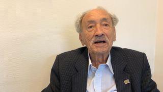Saint-Cergue: l'ancien municipal des finances fête ses 100 ans