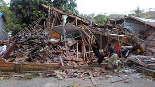 Cette habitante de Dully veut aider Lombok à se reconstruire
