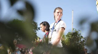 Lea Sprunger terminera sa saison à Zurich