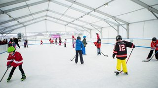Saint-Prex: la patinoire éphémère ne reviendra pas