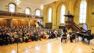 A Nyon, la Schubertiade a été victime d'un règlement de comptes