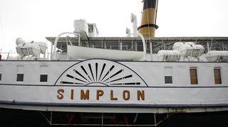 Nyon: un skipper condamné après une collision avec un bateau de la CGN