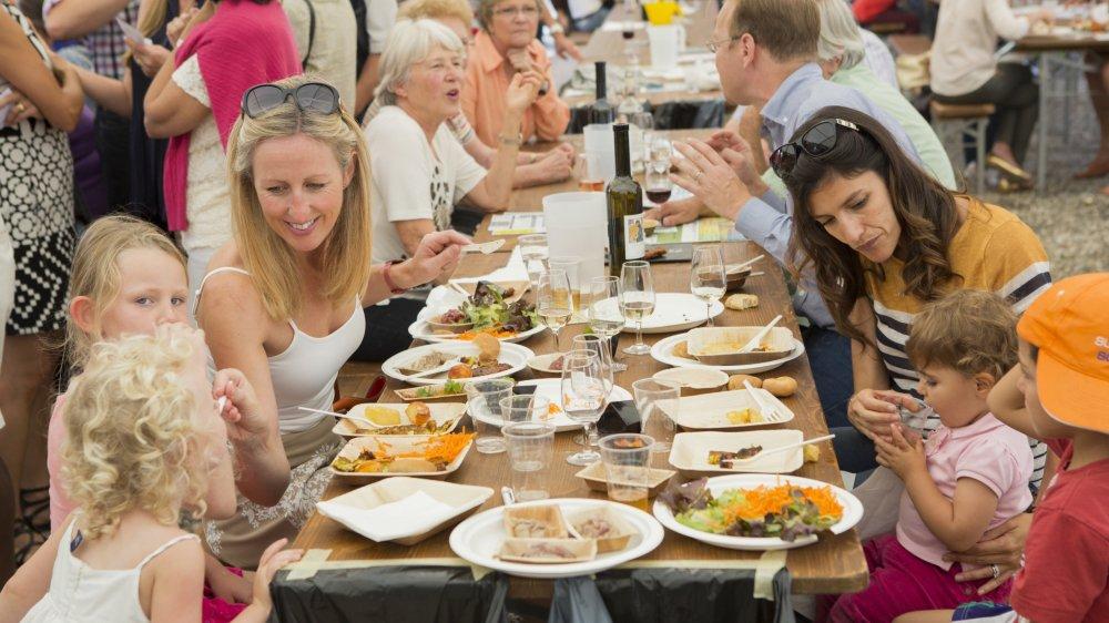 The Meal-Mies a su séduire un public de plus en plus large au fil des ans.