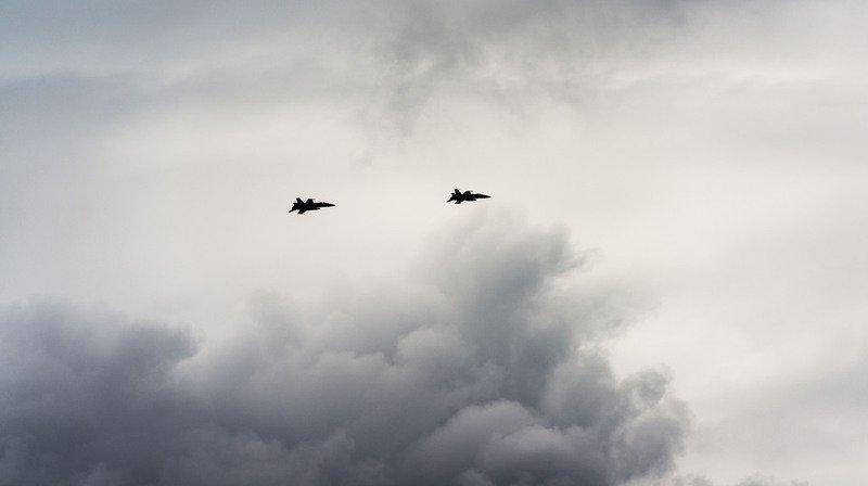 Le nouvel accord autorisera les forces aériennes suisses et autrichiennes à survoler le ciel dans l'espace frontalier voisin.