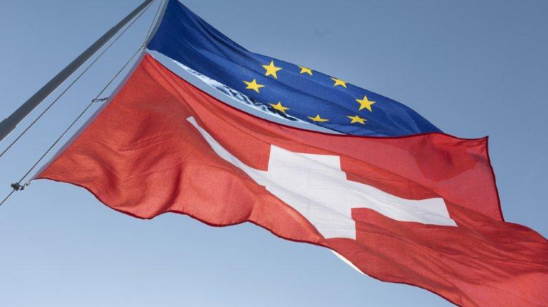 Le Conseil fédéral prie le Parlement de libérer 1,3milliardpour l'UE