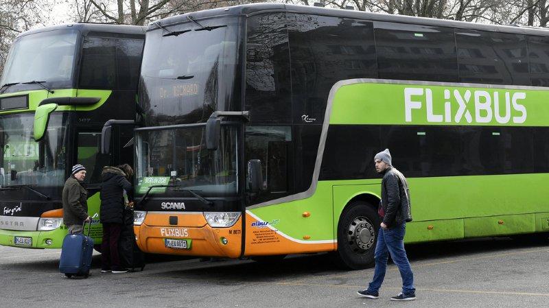 Transports: les bus longues lignes ne pourront pas concurrencer le trafic régional