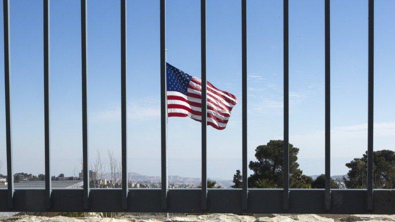 Proche-Orient: les Palestiniens veulent faire annuler le transfert de l'ambassade américaine