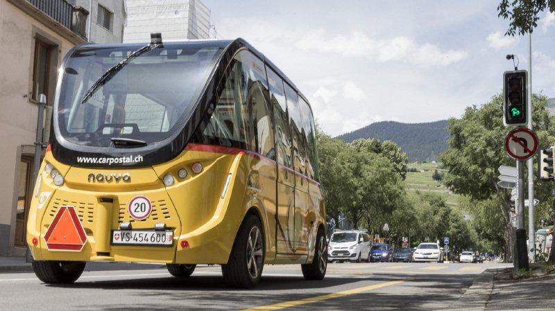 Mobilité: la Suisse pourrait bientôt lever les obstacles juridiques qui empêchent l'introduction des véhicules autonomes