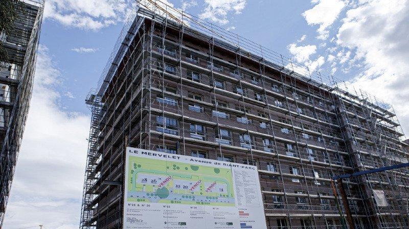 Près de 73'000 logements vacants, le nombre d'appartements et de maisons vides prend l'ascenseur en Suisse
