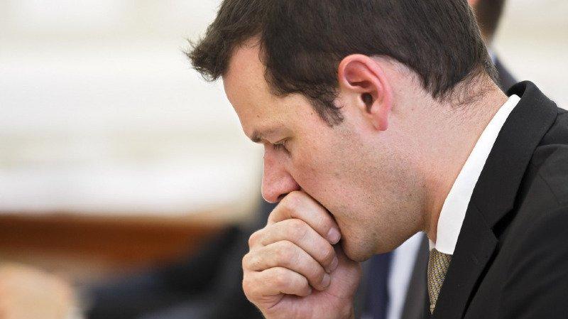 Pierre Maudet admet qu'il n'a pas dit toute la vérité dans cette affaire d'acceptation d'avantage.
