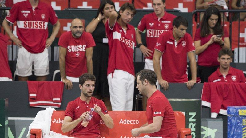 Tennis - Coupe Davis:  la Suisse recevra la Russie les 1er et 2 février prochains