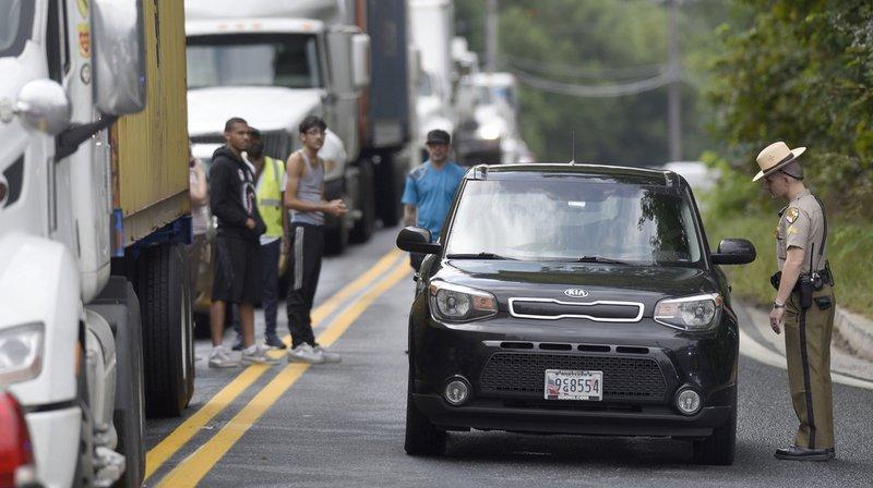 Fusillade dans le Maryland: quatre morts, dont l'auteure des tirs