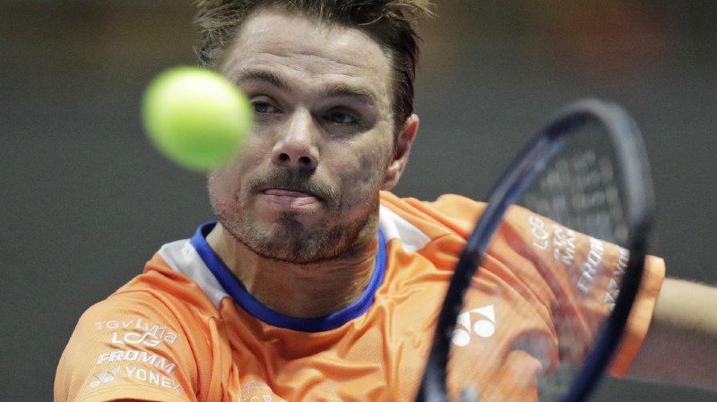 Tennis - ATP - St-Pétersbourg - St-Pétersbourg: Klizan sort Wawrinka en demies