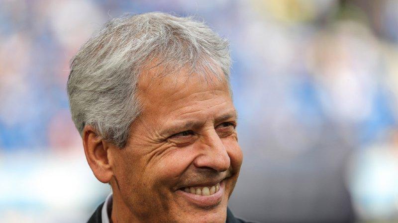 Football - Bundesliga: Favre toujours invaincu, Mehmedi buteur