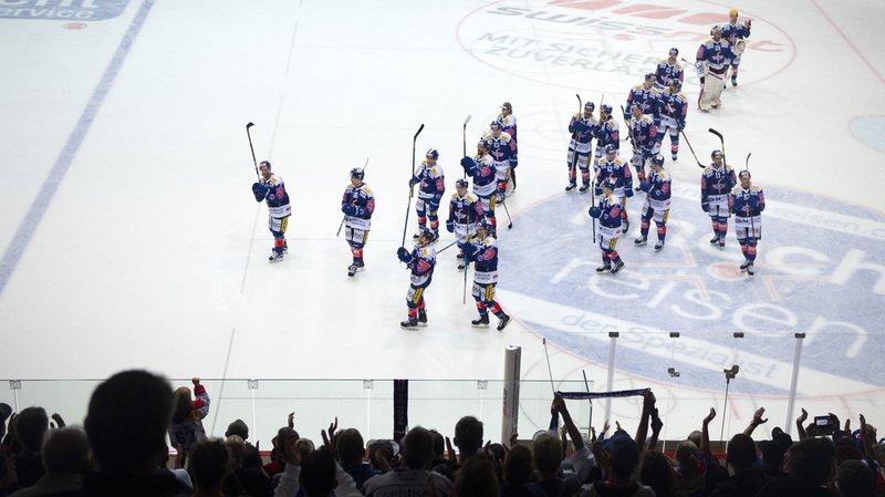 Hockey – Swiss League: Kloten rejoint Ajoie en tête du classement