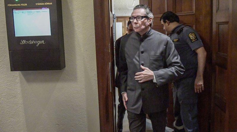 Scandale Nobel: un Français condamné en Suède à deux ans de prison