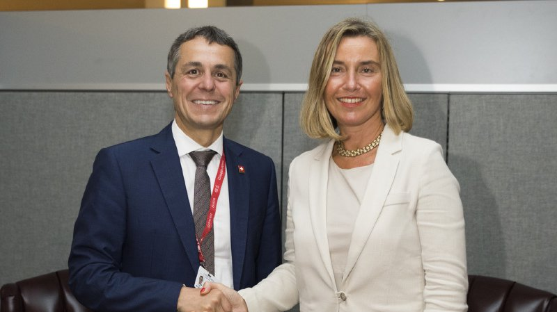Nations unies: Ignazio Cassis estime que le multilatéralisme est en crise
