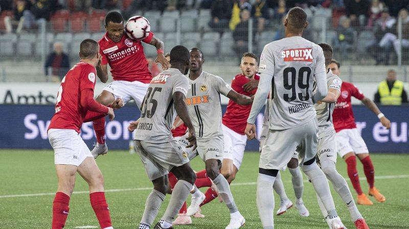 Football – Super League: premier tour parfait pour les Young Boys qui s'imposent 4-1 face à Thoune