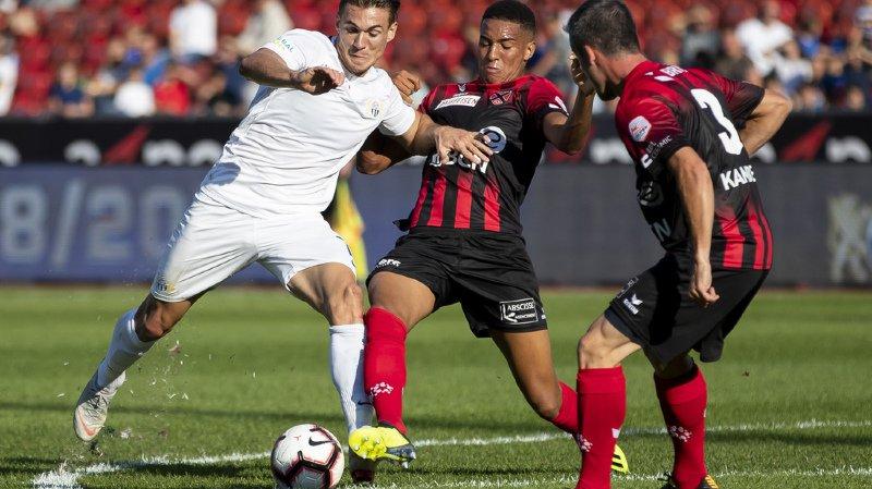 Football - Super League: Xamax arrache le nul face à Zurich, Sion s'impose contre Lucerne