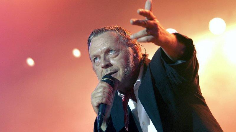 Musique: le chanteur Renaud hospitalisé dans un état inquiétant