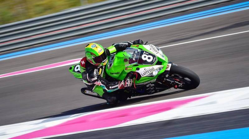 Moto: Sébastien Suchet a frôlé le podium au Bol d'Or