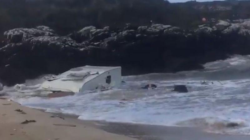 Irlande: une Suissesse meurt dans sa caravane soufflée par une tempête