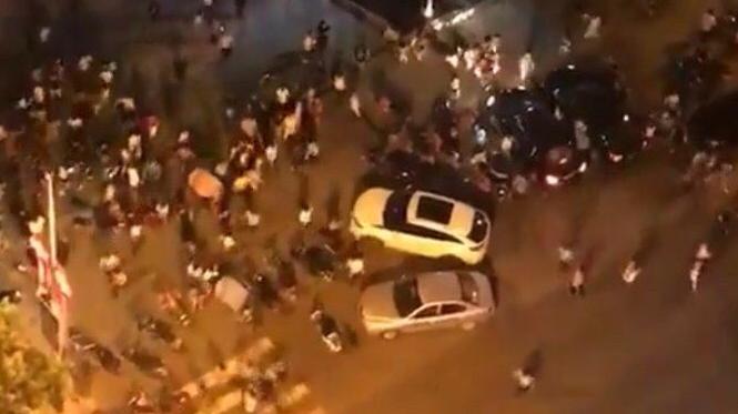 Une voiture fonce dans la foule en Chine: 9 morts, 46 blessés