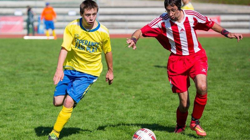 Seven fait jouer au foot les personnes en situation de handicap mental