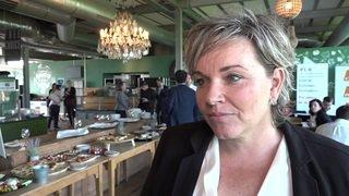 Géraldine Marchand-Balet contente du rejet des initiatives agricoles